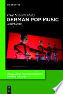 German Pop Music Book PDF