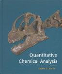 Quantitative Chemical Analysis + Sapling E-book and Homework for Quantitative Chemical Analysis, Six Month Access, 9th Ed.