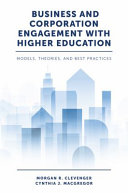 Business and Corporation Engagement with Higher Education