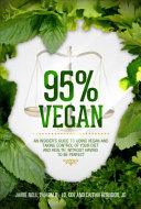The 95  Vegan Diet Book