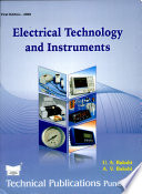 Electrical Technology Amd Instruments