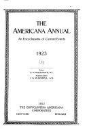 The Americana Annual