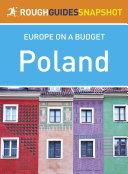 Poland (Rough Guides Snapshot Europe)