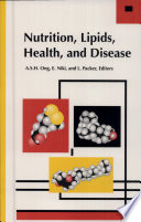 Nutrition Lipids Health And Disease Book PDF