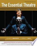 The Essential Theatre  Enhanced Book