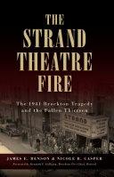 The Strand Theatre Fire