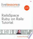 RailsSpace Ruby on Rails Tutorial