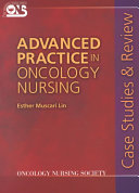 Advanced Practice in Oncology Nursing Book