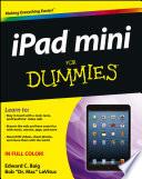 Ipad For Seniors For Dummies [Pdf/ePub] eBook