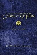 Commentary on the Gospel of St. John
