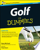 """Golf For Dummies"" by Gary McCord, Tony Smart"