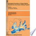 Geological Evolution of Ocean Basins