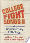 College Fight Songs II