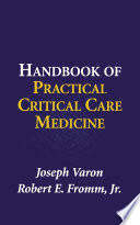 Handbook of Practical Critical Care Medicine