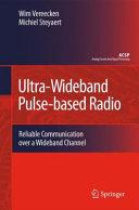 Pdf Ultra-Wideband Pulse-based Radio Telecharger