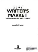 2001 Writer's Market