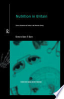 Nutrition In Britain Book PDF