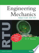 Engineering Mechanics: For RTU