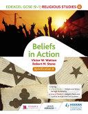 Edexcel Religious Studies for GCSE (9-1): Beliefs in Action (Specification B)