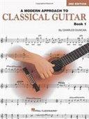 A Modern Approach To Classical Guitar Book