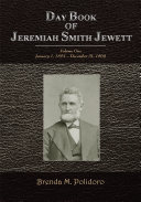 Day Book of Jeremiah Smith Jewett