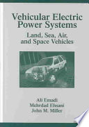 Vehicular Electric Power Systems Book