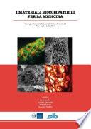 I materiali biocompatibili per la medicina   Biomaterials for Medicine