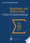 Biostatistics And Epidemiology Book PDF