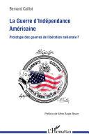 La Guerre d'Indépendance américaine Book
