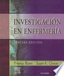 Investigación en enfermería