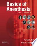 Basics of Anesthesia E Book