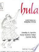 Hula, Historical Perspectives