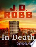 In Death Series  45  46  47 Book
