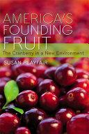 America's Founding Fruit