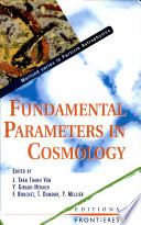 Fundamental Parameters In Cosmology Book