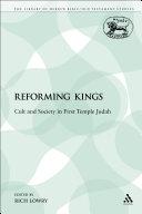 The Reforming Kings
