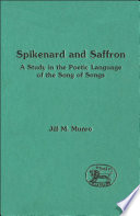 Spikenard And Saffron Book PDF