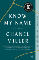 Know My Name Book