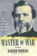 Master of War Book