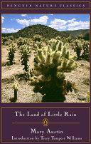 The Land of Little Rain Pdf/ePub eBook