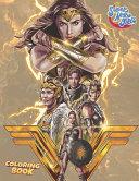 DC Superhero Girls Coloring Book