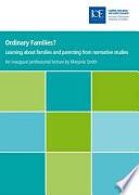 Ordinary Families?