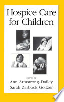 Hospice Care for Children