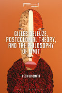 Pdf Gilles Deleuze, Postcolonial Theory, and the Philosophy of Limit