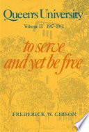 Queen S University Book PDF