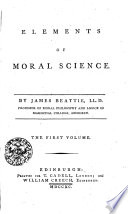 Elements of Moral Science