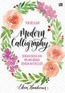 Pdf Yuk Belajar Modern Calligraphy dengan Brush dan Melukis Bunga dengan Watercolor