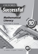 Books - Oxford Successful Mathematical Literacy Grade 10 Teachers Guide | ISBN 9780199052202