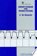 Energy Storage for Power Systems Book