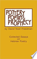 Pottery  Poetry  and Prophecy